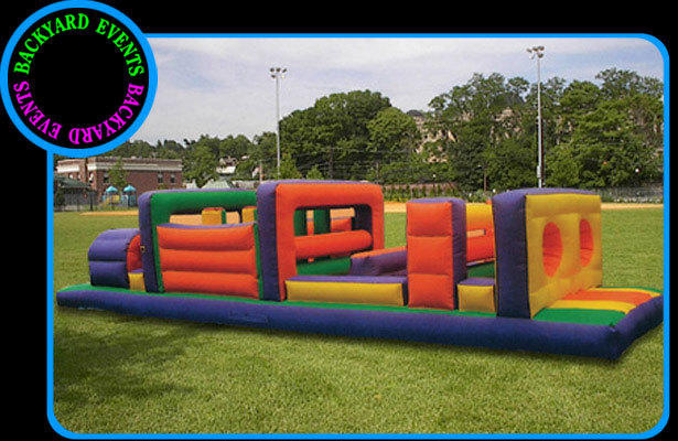 Obstacle course  1  DISCOUNTED PRICE